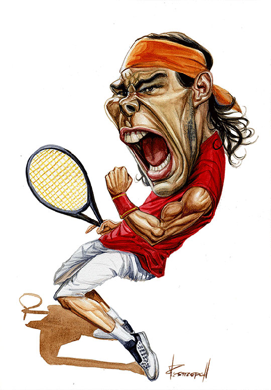 Rafa nadal vuelve a las pistas de tenis para deleitarnos con su mejor juego.Ya no es el  numero  1 del mundo pero eso al mallorquin no le preocupa,el rey de la pista ha vuelto !!