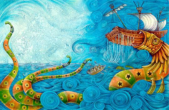 Ilustración de Ródez