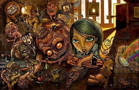 Ilustración de JUAN FELIPE BEDOYA