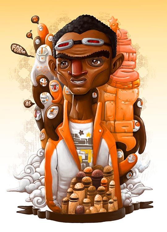 Ilustración de BRUNO MOTA