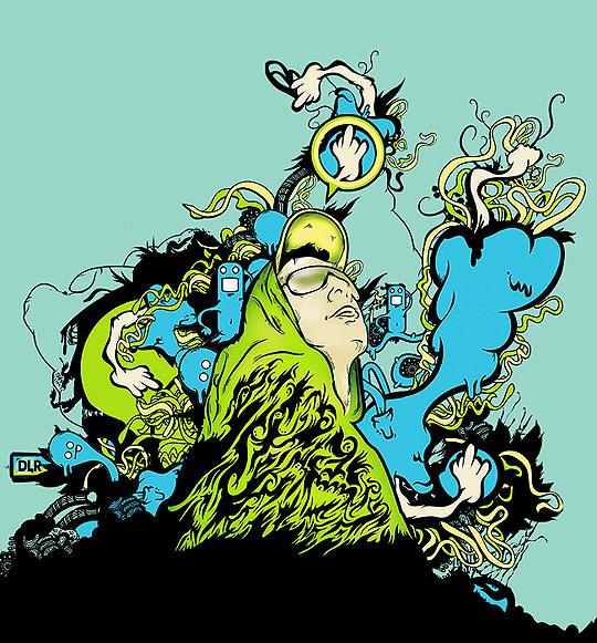 diseño de DIEGO L. RODRÍGUEZ