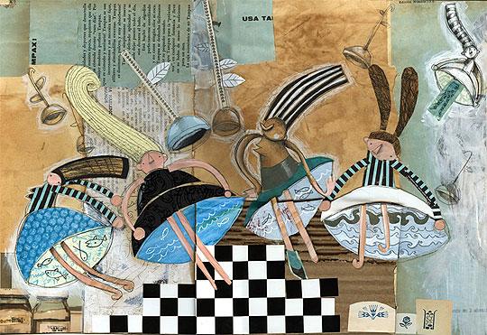 Ilustración de PAULA BOSSIO
