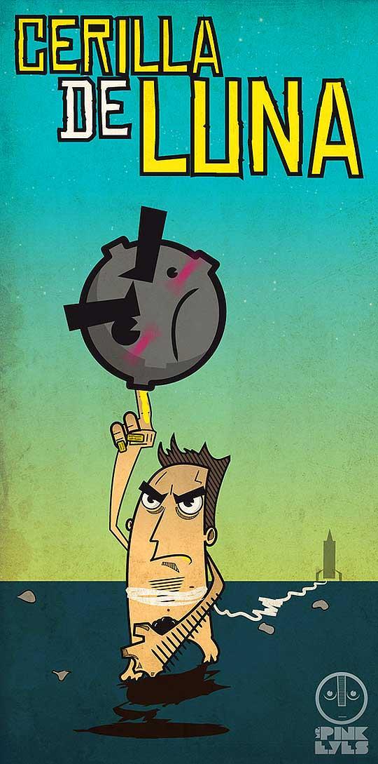Ilustración de Mr PINKEYES