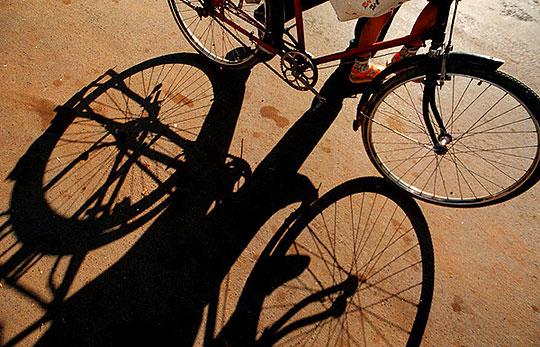 Bicicletas de Camilo George