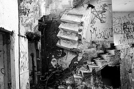 Las escaleras de Escher de John Breton