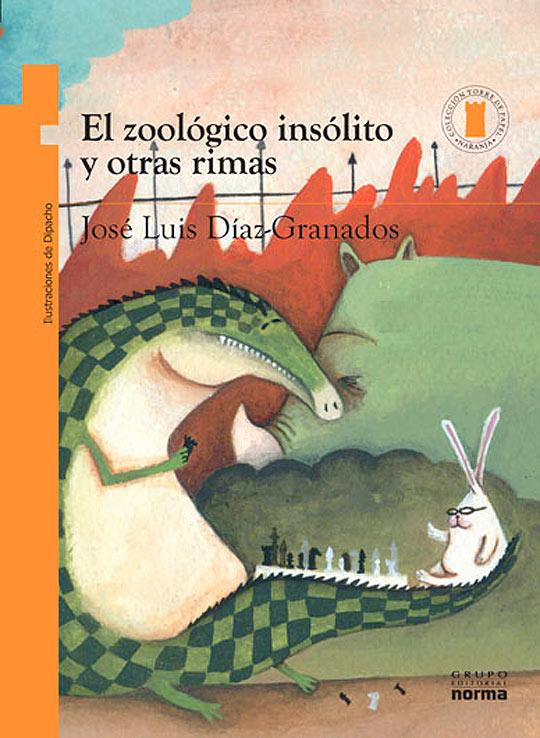 Ilustración infantil de Dipacho