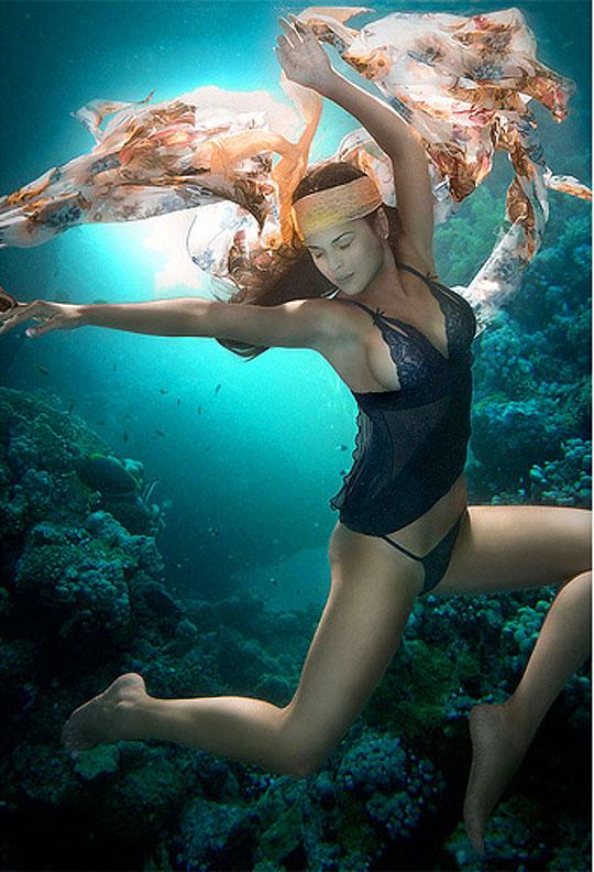 Underwater de Felipe Bohórquez