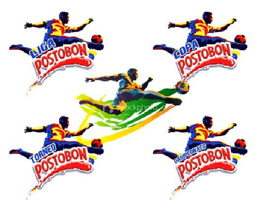 Logotipo de la Copa Postobon