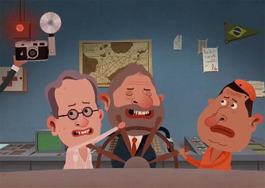 Animación de LA ISLA PRESIDENCIAL