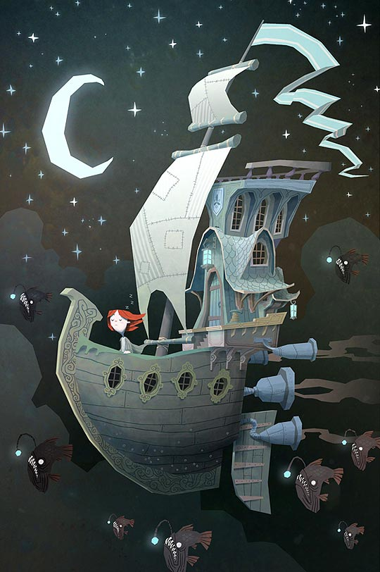 Ilustración de  Ken Wong