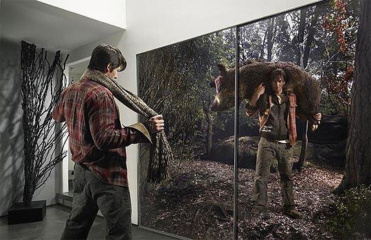 Retoque fotográfico de Christophe Huet