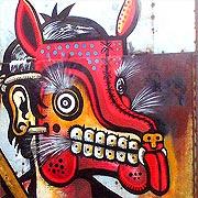 Arte urbano de MIGUEL MEJÍA
