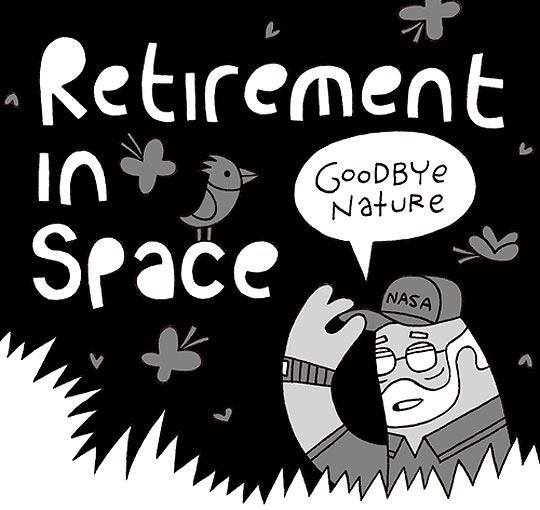 Comic e ilustración de NED WENLOCK