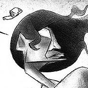 Comic de JORGE LEWIS MORALES.