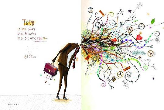 Ilustraciones y tráiler de BIFOCAL de PABLO BERNASCONI.