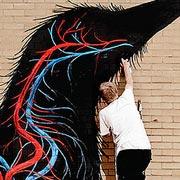 Arte urbano de ROA