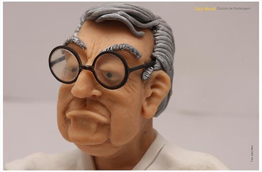 Modelado y escultura de CAIO MOREL