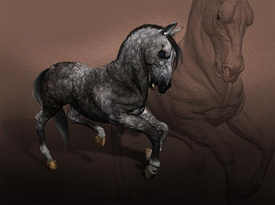 Ilustración para videojuegos de DOROTHY BALLARINI.