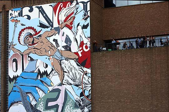 Arte urbano y más de FAILE