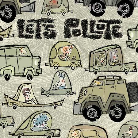 Animación Oscar 2011, Let's Pollute