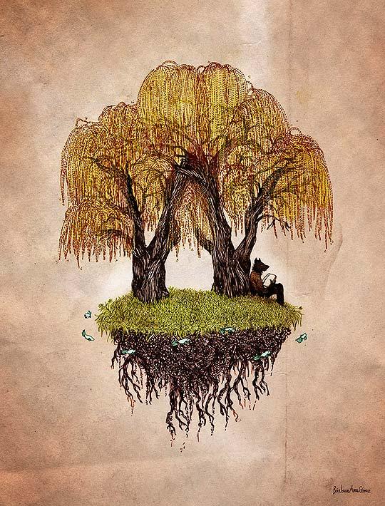 Ilustración y dibujo de BÁRBARA ANA GÓMEZ
