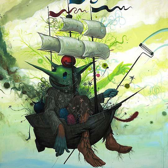 Ilustración, muralismo y arte de JEFF SOTO