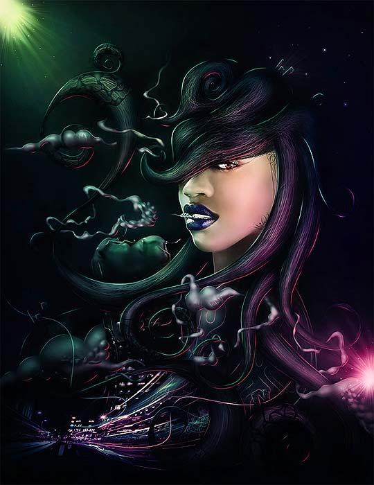 Ilustración digital de IGOR SCEKIC