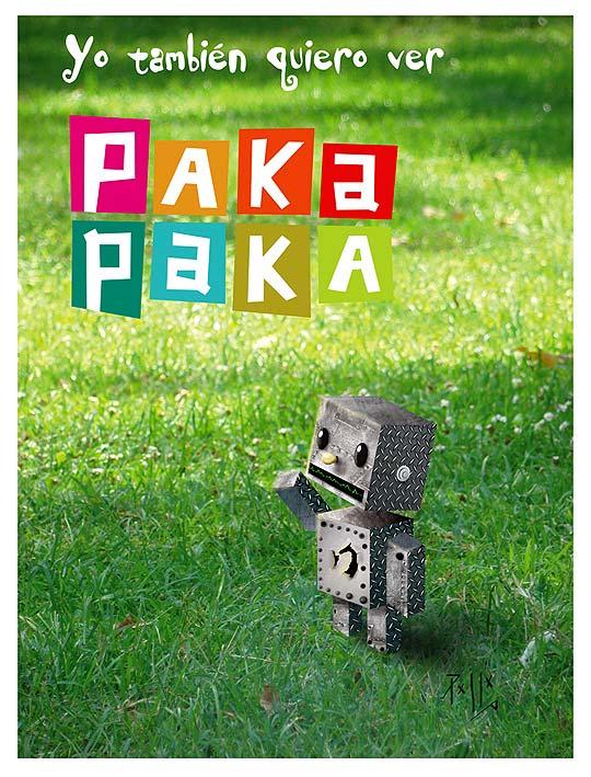 Los Ilustradores Argentinos queremos PakaPaka