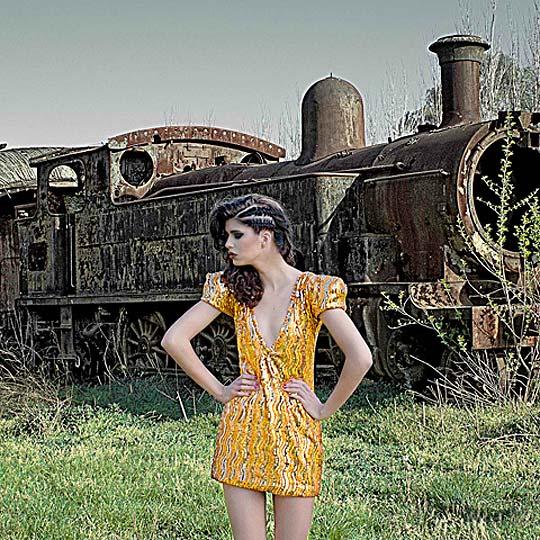 Fotografía de moda con ROMINA RESSIA