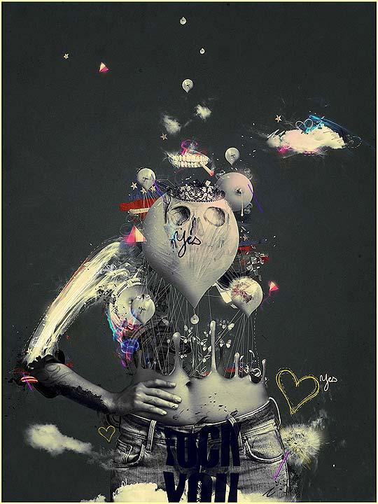 Ilustración y arte digital de EMRE TURHAL