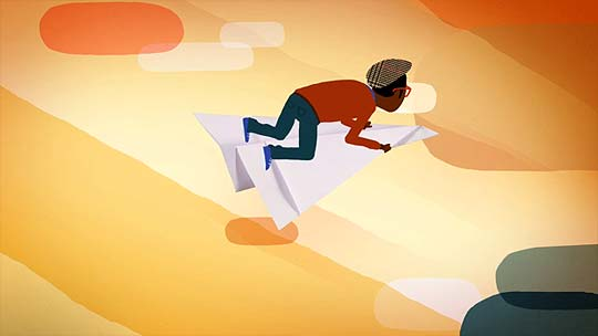 Española, Animación de CHEZ EDDY y música de Jali