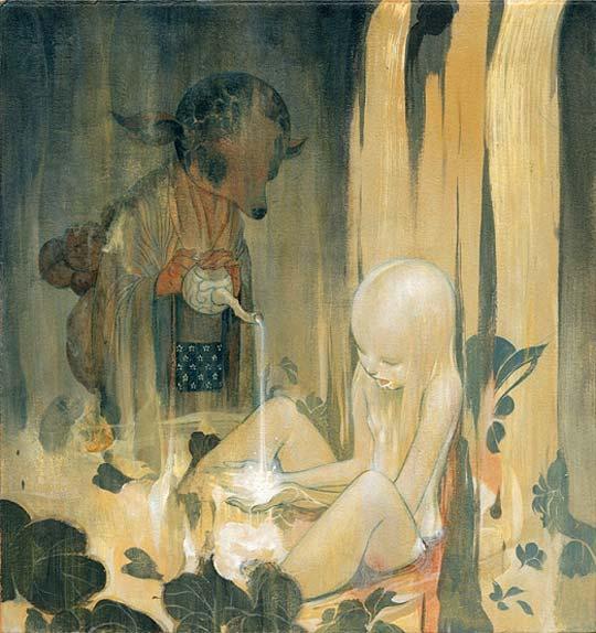 Ilustración, dibujo y pintura de JAMES JEAN