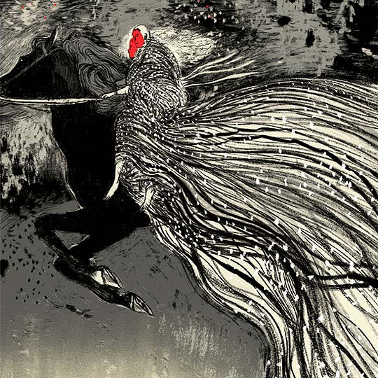 Ilustración, tinta y comic de JILLIAN TAMAKI