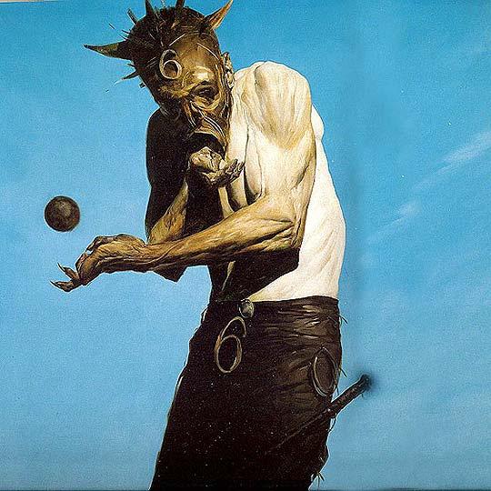 Ilustración, pintura y surrealismo con PHIL HALE