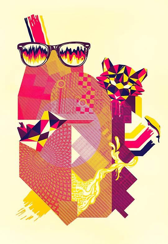 Ilustración, diseño y mucho color con ROGERIO LIONZO