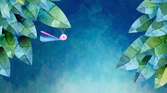 THE TADPOLE, animación de Passion Pictures