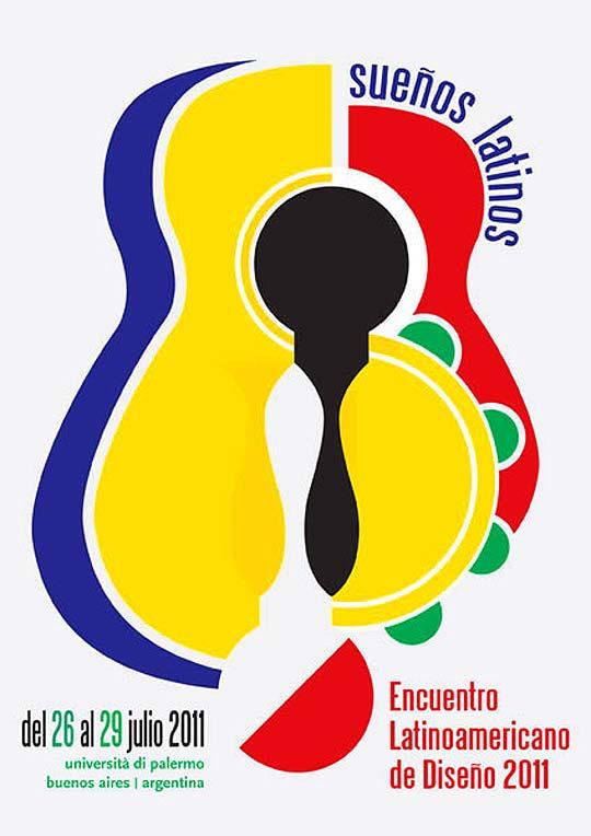 5º concurso de diseño de afiches SUEÑOS LATINOS