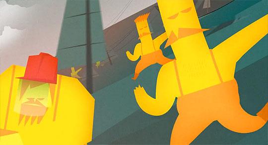 Animación para inspirarse de 10 formas diferentes