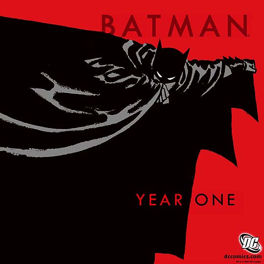 BATMAN: YEAR ONE en animación. Trailer