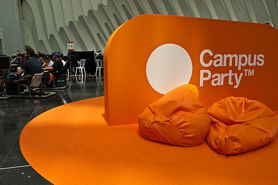 Contenidos recomendados Campus Party Valencia  2011