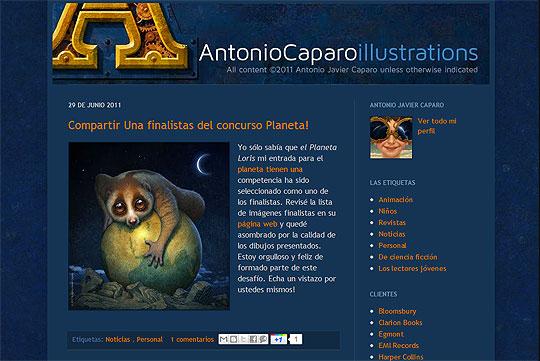 Portafolio de Diseño online. Algunos tips y consejos II (Antonio Caparo)
