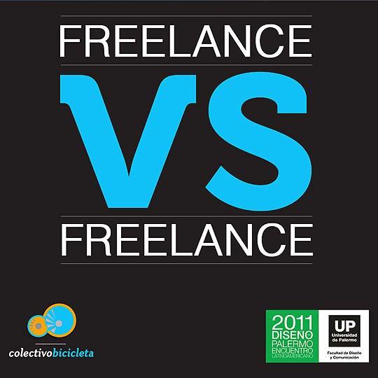 Freelance vs Freelance, Colectivo Bicicleta en el VI Encuentro Latinoamericano de Diseño