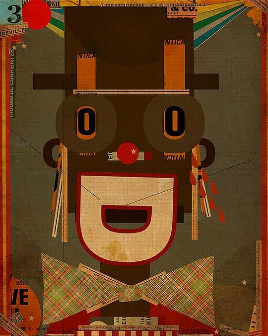 Ilustración y collage de GABRIEL MIRANDA
