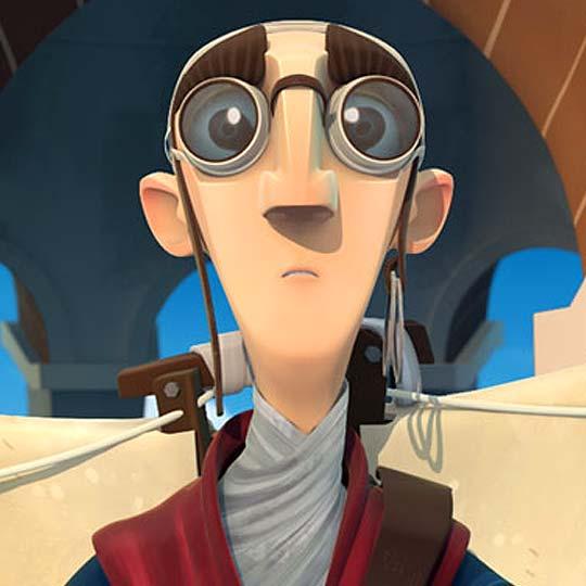 Animación inspiradora con HEZARFEN