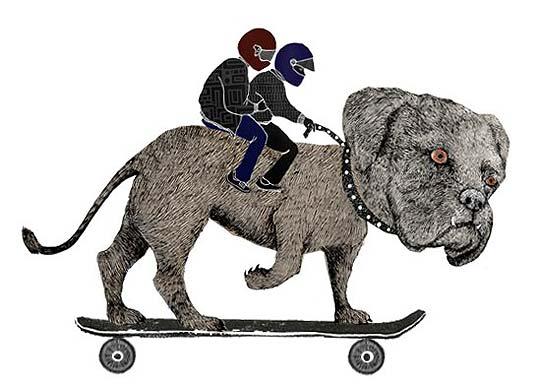 Ilustración de LAWRENCE COX