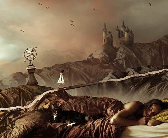 Fotografía, surrealismo, retoque… MATTIJN FRANSSEN
