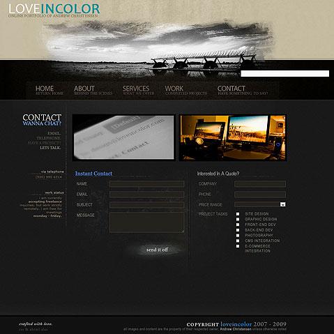 Portafolio de Diseño online.  Algunos tips y consejos III