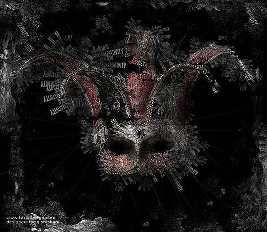 Ilustración, tipografía, 3D de TARIQ YOSEF
