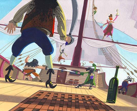 Ilustración infantil, caricatura y más con WOUTER TULP