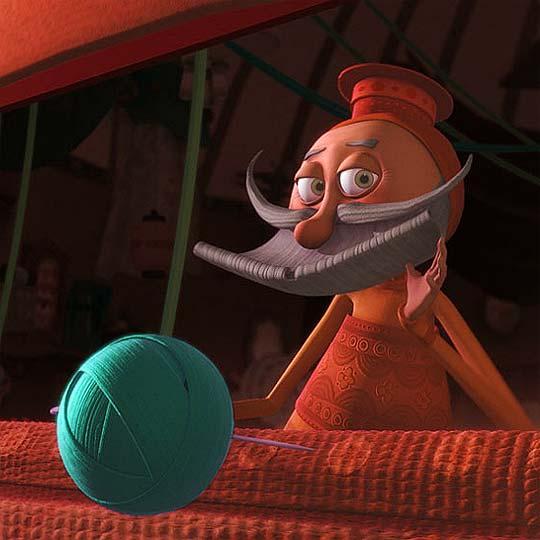 Animación, personajes y buena música en ALEKSANDR